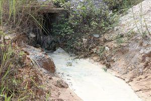 Nhiều sai phạm của doanh nghiệp tại Khu công nghiệp phía Nam tỉnh Yên Bái