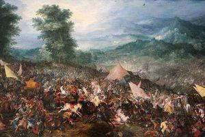 Vị vua 25 tuổi đánh bại 100.000 quân Ba Tư là ai?