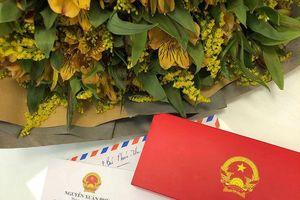 Bức thư Thủ tướng gửi nữ sinh bị ung thư: 'Bác tin rằng cháu sẽ chiến thắng'