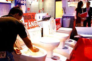 Thương chiến Mỹ - Trung: Doanh nghiệp sản xuất thiết bị vệ sinh lao đao