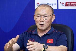 HLV Park Hang Seo: 'Công Phượng sẽ ghi bàn vào lưới Thái Lan'
