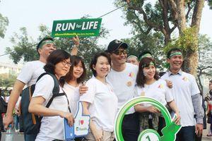 MC Phan Anh: Mỗi bước chạy như nhịp đập trái tim yêu thương