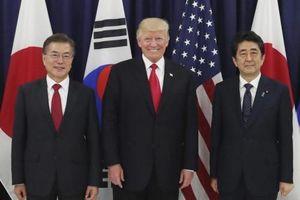Thử thách mới cho liên minh Mỹ - Nhật - Hàn