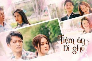 Lịch phát sóng phim 'Tiệm ăn dì ghẻ' trên kênh VTV3