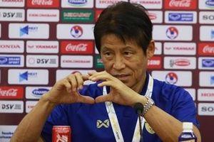 HLV Nishino thán phục phong độ của đội tuyển Việt Nam