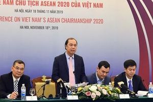 5 ưu tiên của Việt Nam trong Năm Chủ tịch ASEAN
