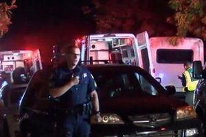 Xả súng tại bữa tiệc ở California, 10 người thương vong