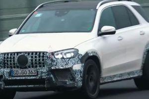 Mercedes-AMG GLE 63 2020 động cơ V8 phô diễn sức mạnh