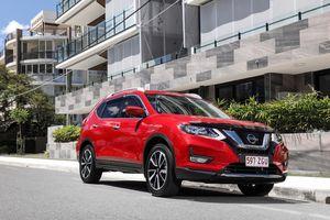 Nissan X-Trail N-Trek phiên bản giới hạn có giá từ 26.526 USD