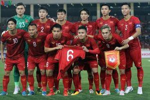 CHÍNH THỨC: ĐT Việt Nam chốt danh sách 23 cầu thủ dự trận gặp Thái Lan
