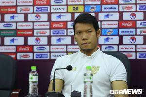 Thủ thành Kawin: Thái Lan sẽ chơi xuất sắc, hạ tuyển Việt Nam