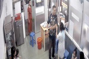 Công an làm việc với người đàn ông đánh nữ điều dưỡng bệnh viện Nhi Đồng 1 gãy xương hàm