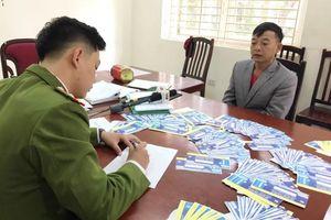 Lộ đường dây sản xuất vé giả trận đấu Việt Nam - Thái Lan