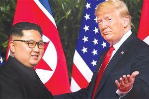 Chính quyền Tổng thống Donald Trump bị cáo buộc 'nhượng bộ Triều Tiên'