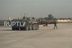 Nga - Syria có thể phát sinh mẫu thuẫn vì tranh chấp quyền kiểm soát căn cứ không quân mới