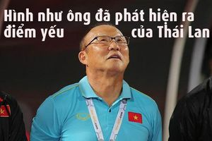 Ông Park phát hiện ra điểm yếu của Thái Lan