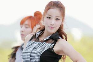 Nữ ca sĩ Hàn bỏ nghề vì chứng kiến quản lý gác chân khi lái xe