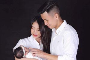 Vợ Bùi Tiến Dũng và dàn WAGs Việt có nhan sắc rạng rỡ sau sinh