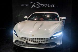 Chi tiết Ferrari Roma - ngựa chiến thời hiện đại