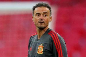 HLV Enrique trở lại tuyển Tây Ban Nha sau nỗi đau mất con gái