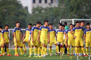 Đội U22 Việt Nam chờ nhân sự chuẩn bị cho SEA Games 30