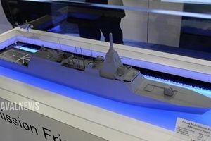 Lộ diện tàu hộ vệ tên lửa hạm tàng hình Nhật Bản
