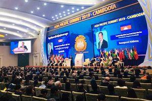 Hội nghị thượng đỉnh châu Á-Thái Bình Dương 2019