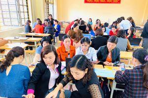 Lào Cai: Bồi dưỡng Chương trình GDPT mới cho 223 giáo viên cốt cán