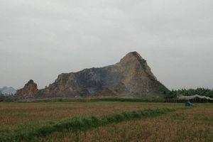 Nguyên nhân ban đầu vụ sạt lở mỏ đá tại Hải Phòng 2 công nhân thương vong