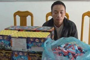 Quảng Bình: Bắt 6 vụ vận chuyển pháo trong 2 ngày, thu hàng tạ pháo lậu