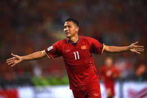 Một tiền đạo xin rút khỏi đội tuyển Việt Nam sau trận đấu Thái Lan