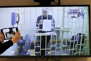 Tòa án Nga bác bỏ kháng cáo của cựu lính thủy đánh bộ Mỹ bị buộc tội gián điệp