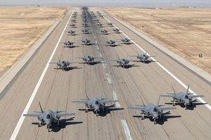 Mỹ đưa hàng loạt tiêm kích F-35 đến Israel, Iran chuẩn bị 'lĩnh đòn'?