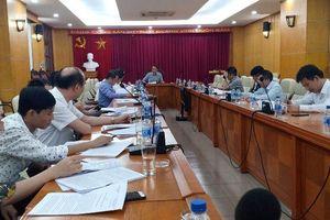 Hoàn thiện Dự thảo Thông tư quy định về tổ chức và hoạt động của Đoàn thanh tra