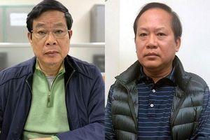 Hai cựu Bộ trưởng nhận hối lộ hơn 3 triệu USD hầu tòa trong 16 ngày nửa cuối tháng 12/2019