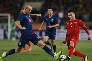 Việt Nam 0-0 Thái Lan: 1 điểm hú vía