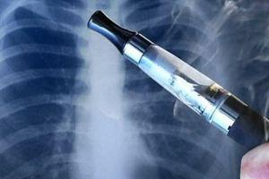 Nguy hiểm chết người của thuốc lá điện tử không phải ai cũng biết