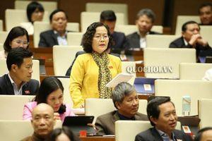ĐBQH Trần Thị Quốc Khánh: Luật về PPP vẫn theo lối mòn 'sinh con rồi mới sinh cha'