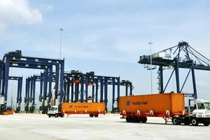 Hàng hóa qua Cảng Quảng Ninh và Cảng Cái Lân tăng trưởng mạnh