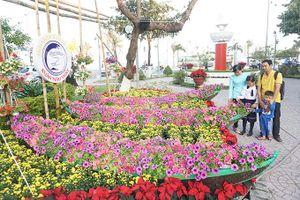 Từ ngày 17 đến 29-1-2020 diễn ra Hội Hoa xuân Nha Trang - Khánh Hòa