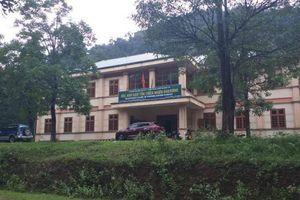 Kỷ luật Bí thư Chi bộ BQL Khu bảo tồn Thiên nhiên Đakrông