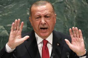 Tổng thống Erdogan: Thổ Nhĩ Kỳ sẽ tiếp tục tấn công người Kurd ở Syria