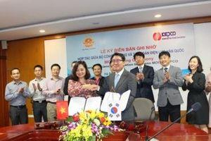 Tập đoàn Điện lực Hàn Quốc hỗ trợ Việt Nam phát triển Tòa nhà tiết kiệm năng lượng