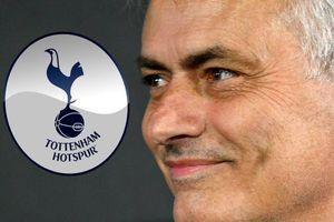 Jose Mourinho chính thức trở thành HLV mới của Tottenham