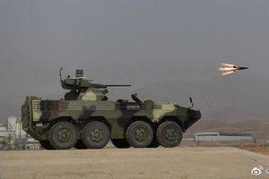 Thái Lan khoe xe thiết giáp bánh lốp 'mạnh nhất Đông Nam Á'