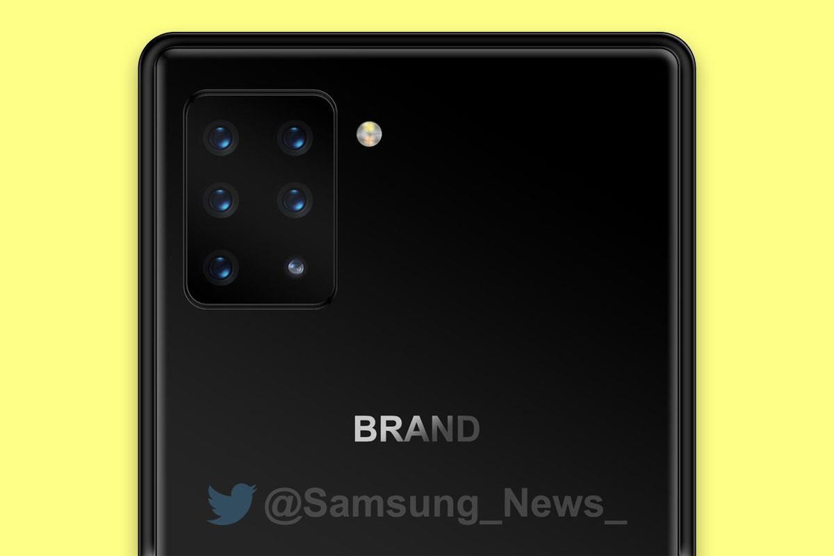 Sony sẽ tung smartphone 6 camera năm 2020
