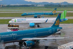 Các hãng hàng không Việt bị cấm thuê máy bay quá 10 tuổi