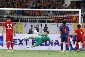 Hòa Thái Lan, Việt Nam vẫn hiên ngang trên đỉnh bảng