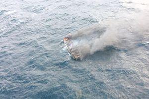 Vụ cháy tàu cá ở Hàn Quốc có người Việt Nam: Chạy đua cứu các nạn nhân