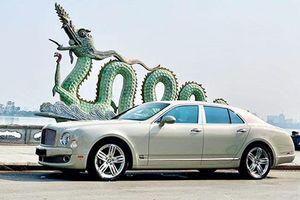 Sau 8 năm, xe sang Bentley Mulsanne tại Việt Nam 'bay' 11 tỷ